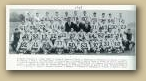 Varsity Football Team Ming Shiue is in second row from the bottom 4th player from the right