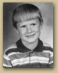Jason Wilkman's First Grade School Picture